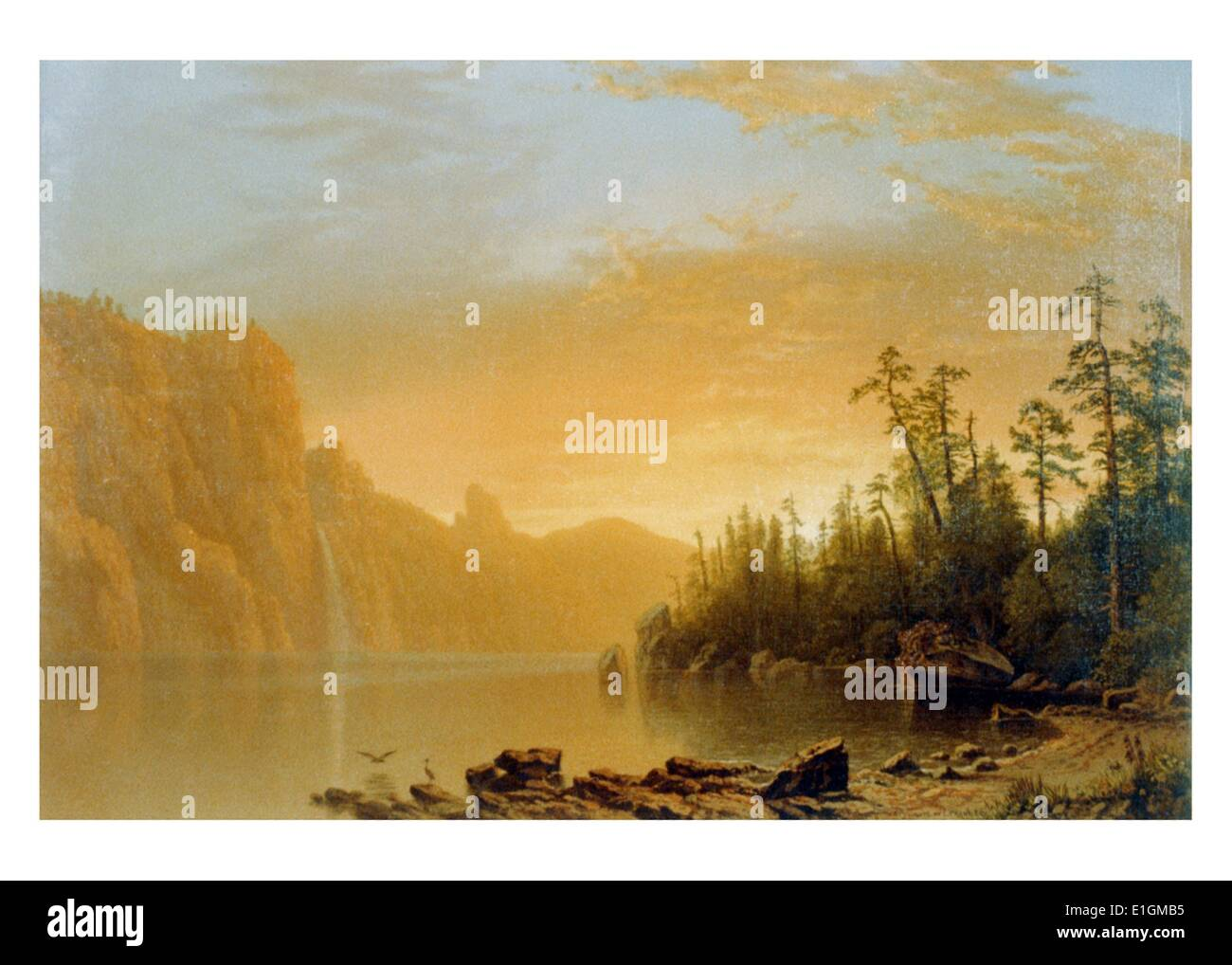 Albert Bierstadt Colour Plates