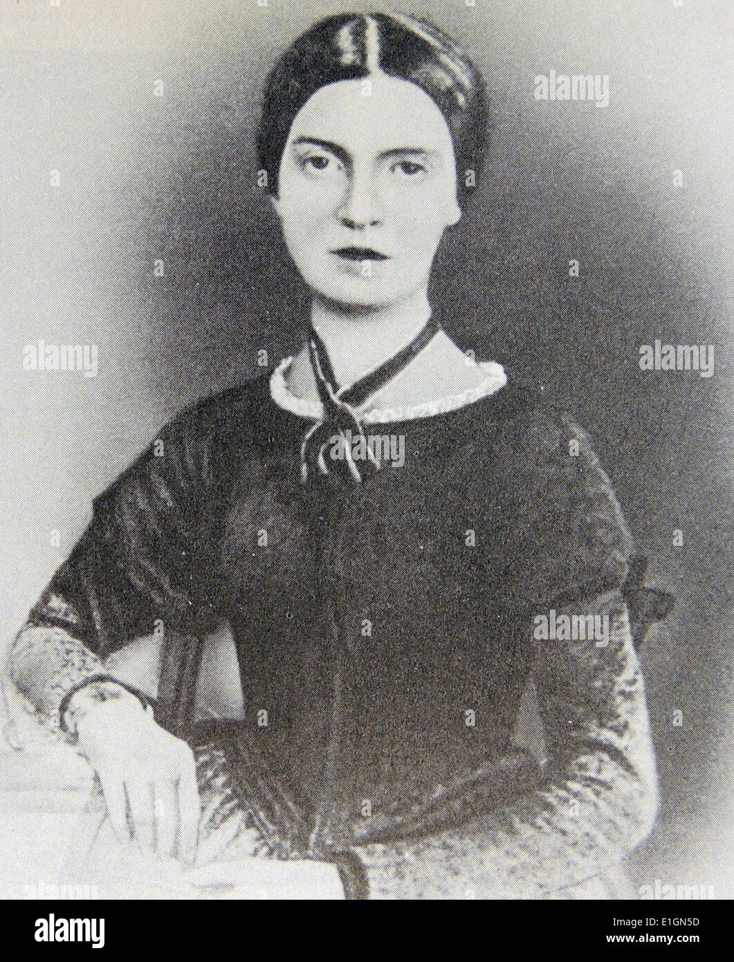 an evaluation of emily dickinsons agoraphobia in her life Even a modest selection of emily dickinson's poems reveals that death is her principal subject in fact, because the topic is related to many of her other concerns, it is difficult to say how many of her poems concentrate on death.