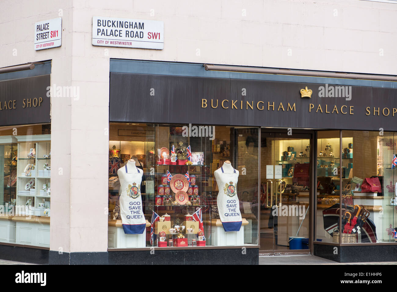 Buckingham palace souvenir shop 6eaa5c0799ce