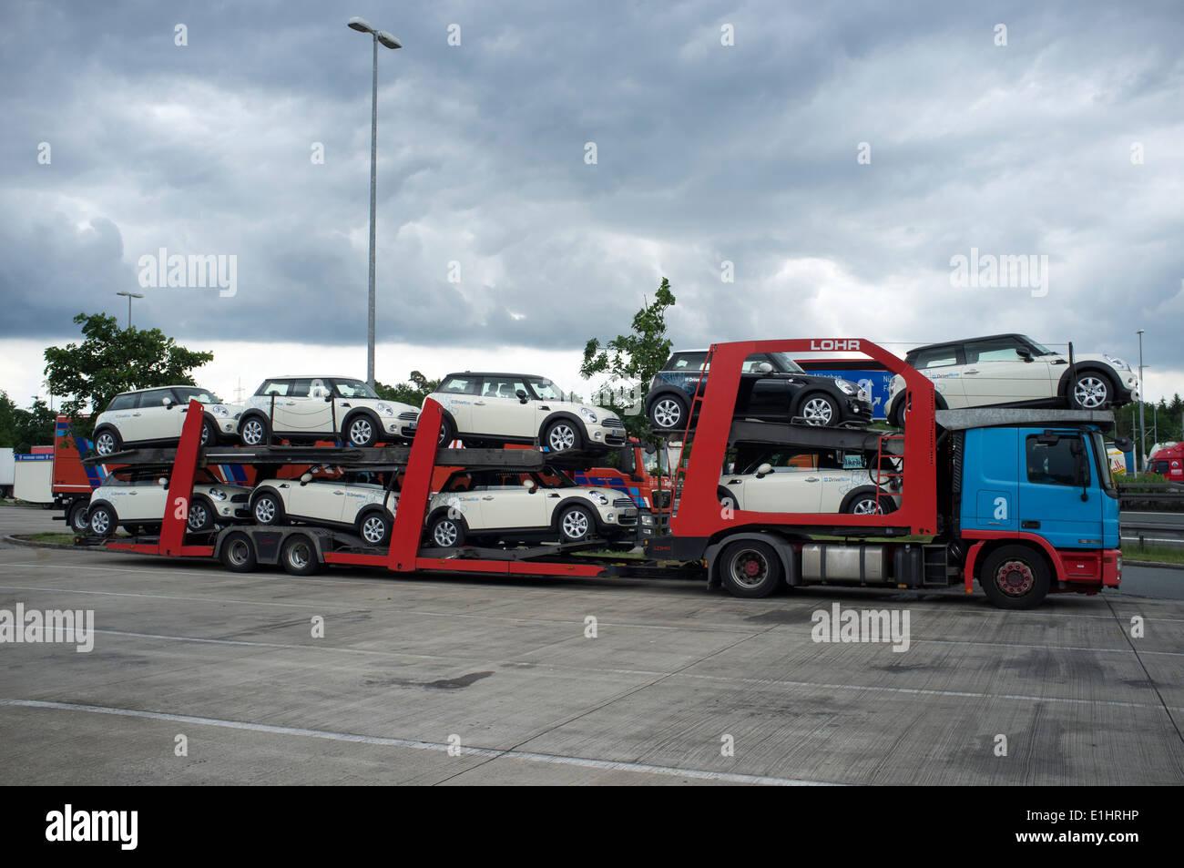 Car Transporter New Stock Photos Amp Car Transporter New