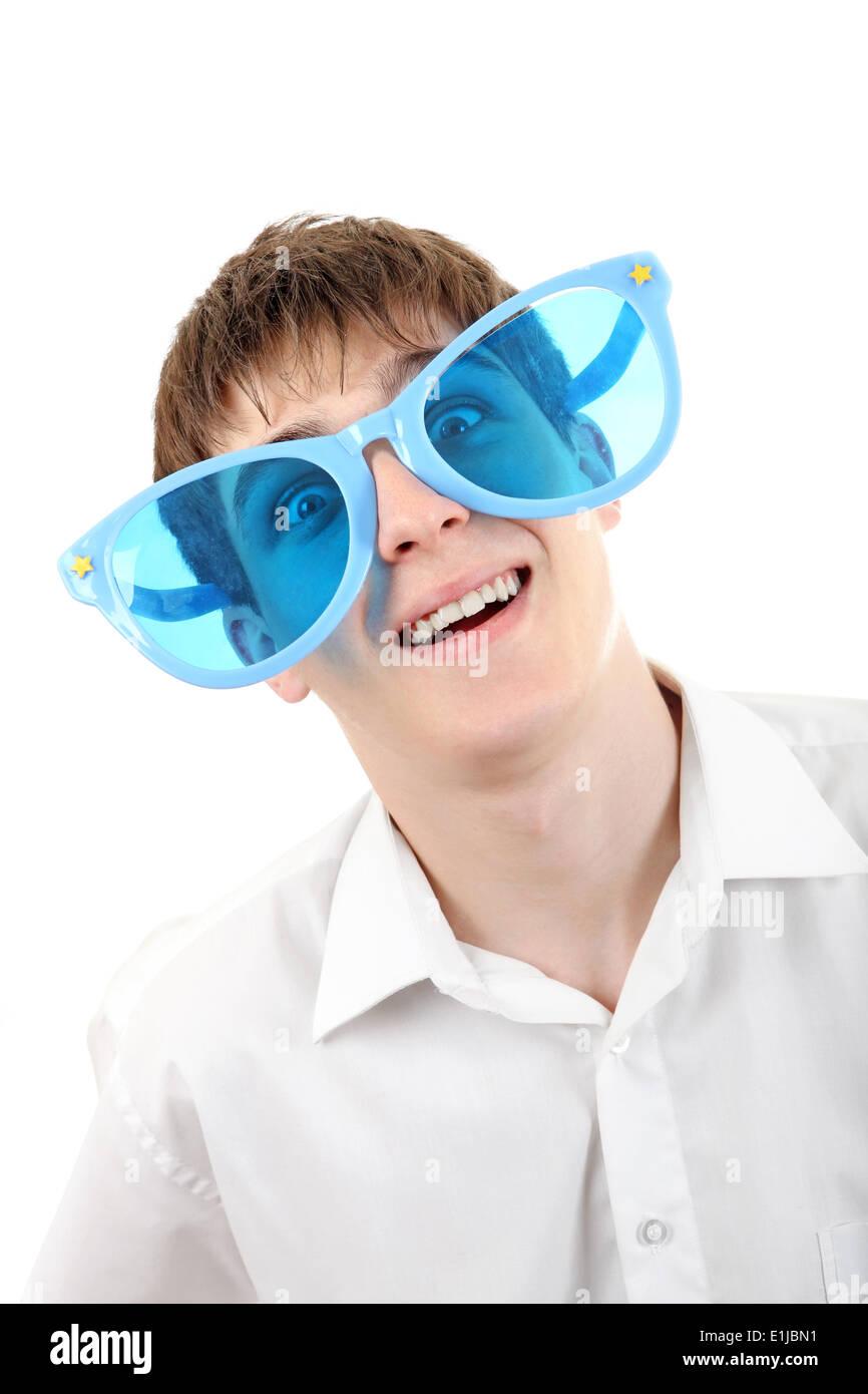 teenager-in-big-blue-glasses-E1JBN1.jpg