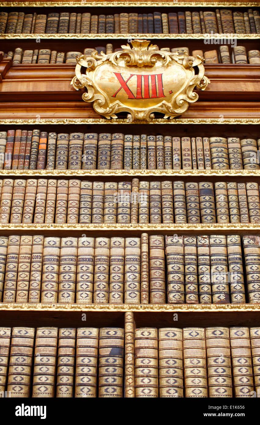 Melk Abbey Library Stock Photos  Melk Abbey Library Stock-2638