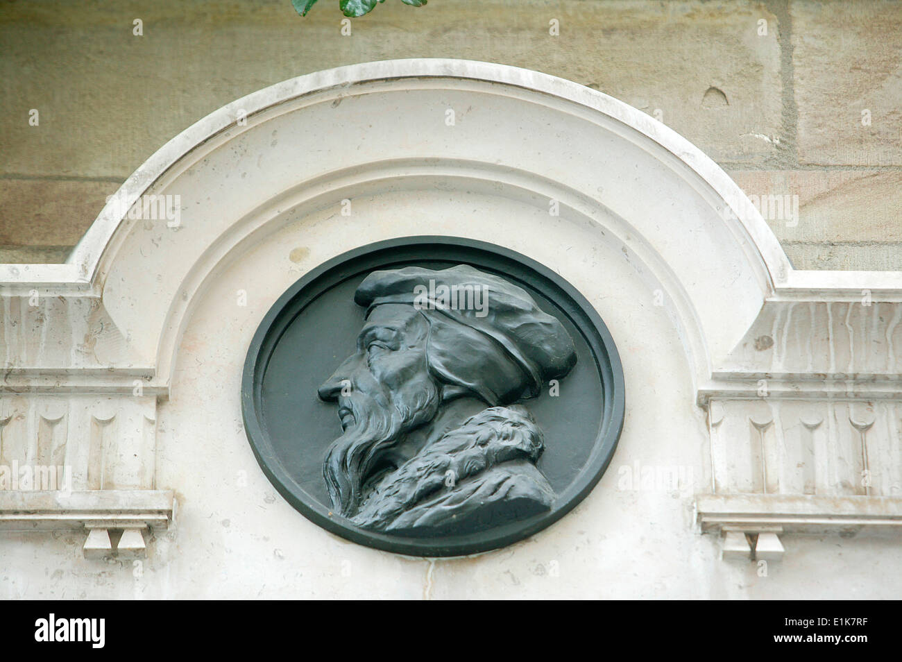 John Calvin - French reformer and theologian - Stock Image