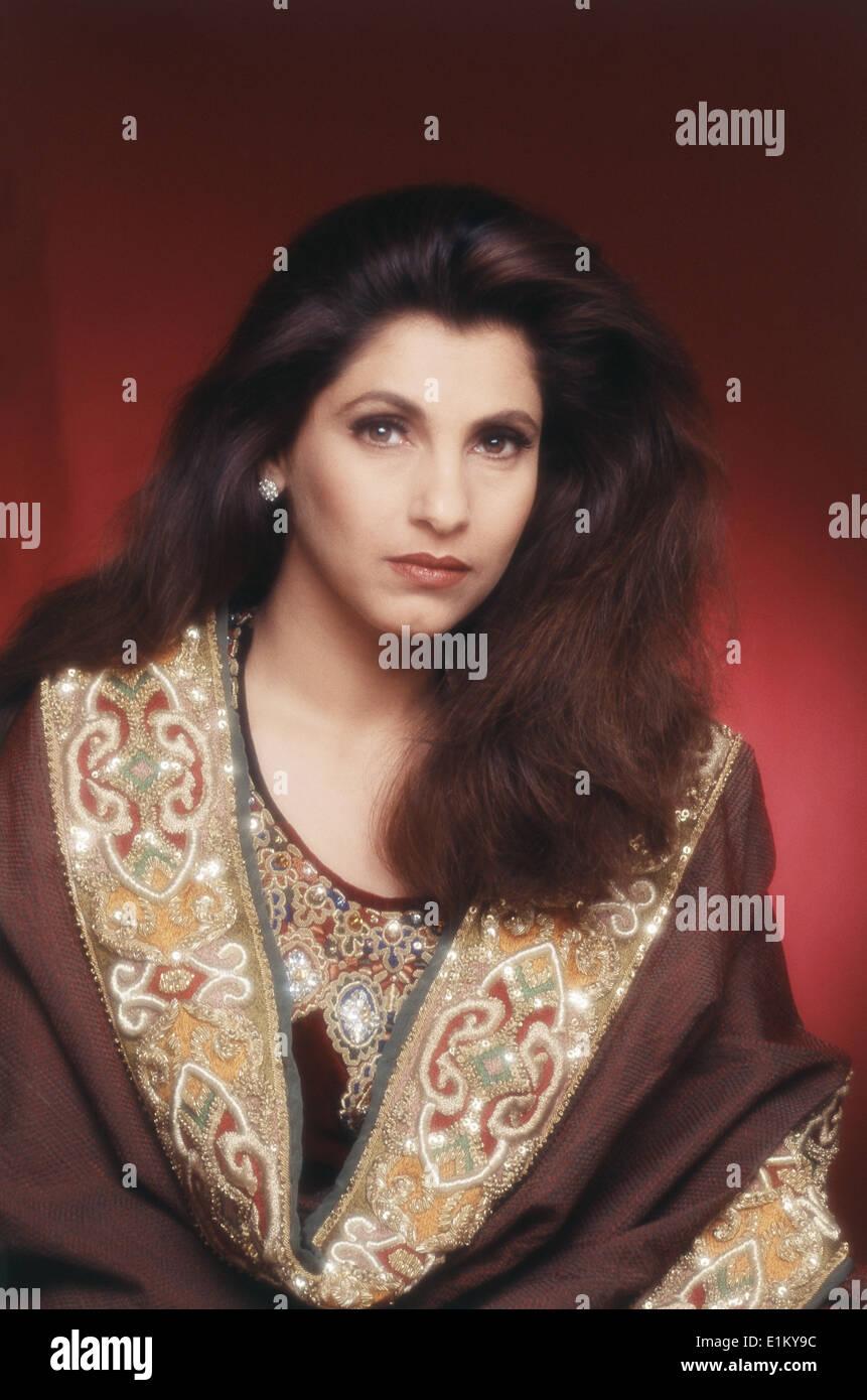 Dimple Kapadia , Indian bollywood film actress , India , Asia