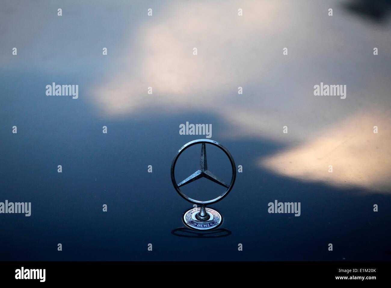Mercedes - Stock Image