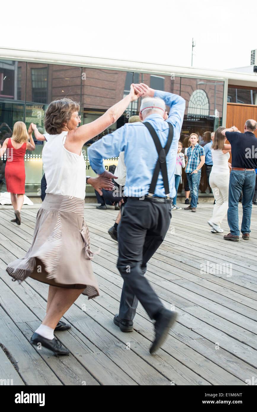 Old Time Dance Stock Photos Images Alamy Tango Step Diagram Arthur Murray Didn39t Folk Dancing Oslo Image