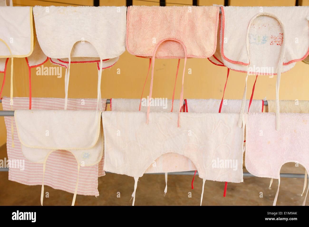 Nursery & Kindergarten run by catholic nuns - Stock Image