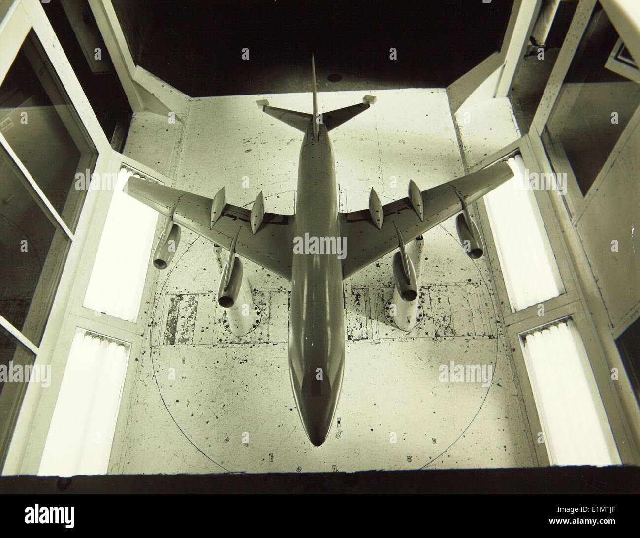 Convair , 880 Stock Photo
