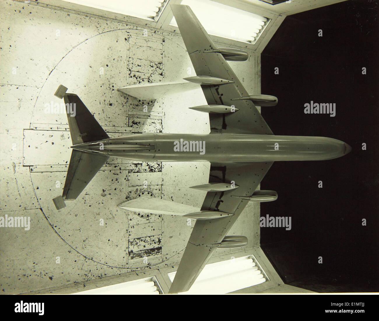 Convair , 880 - Stock Image