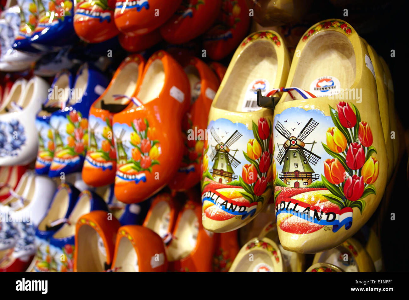 Amsterdam - Holland Netherlands - Stock Image