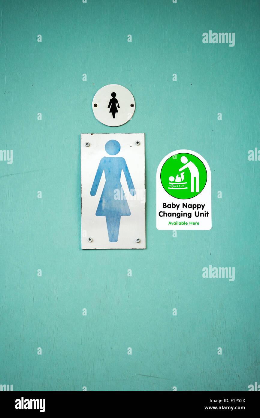 Ladies Toilet Door Stock Photos Amp Ladies Toilet Door Stock