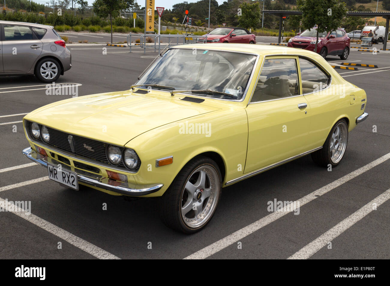 New Zealand 2013 2014 Mazda Rx2 Stock Photo 69945368 Alamy