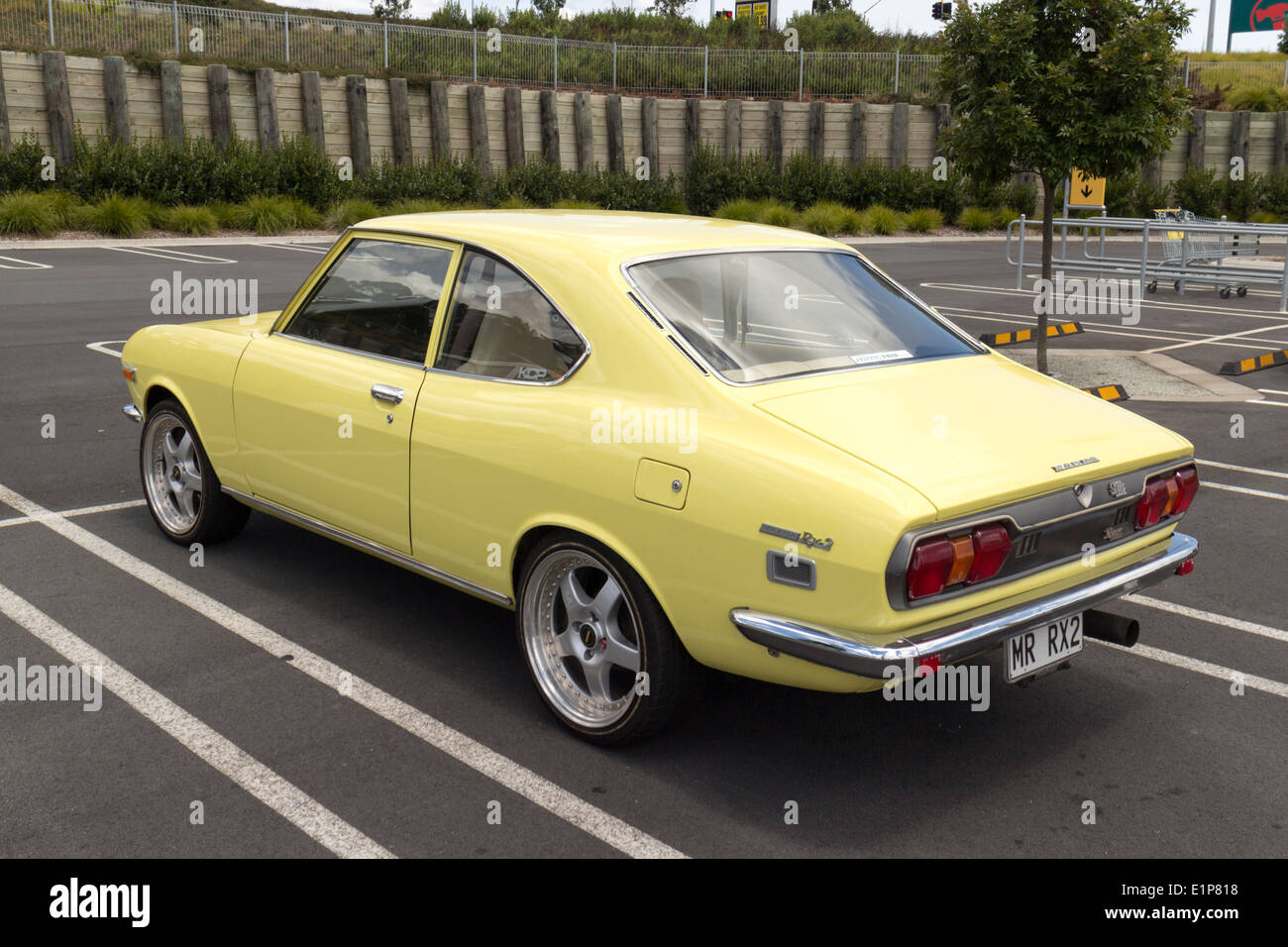 New Zealand 2013 2014 Mazda Rx2 Stock Photo 69945380 Alamy