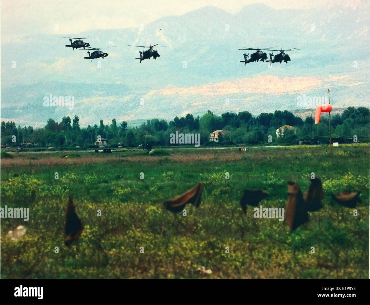 Operation Allied Force Yugoslavia Stock Photo: 69946898 - Alamy