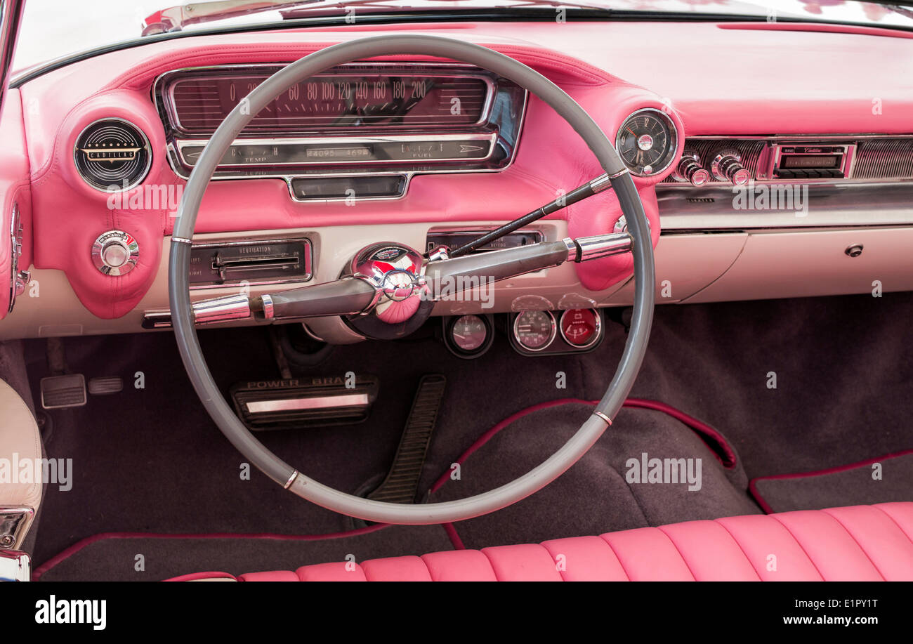 1950s Car Dashboard Stock Photos Amp 1950s Car Dashboard