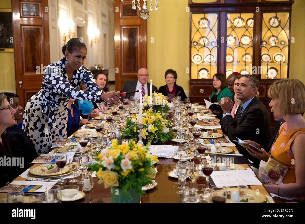 Michelle Obama Tour