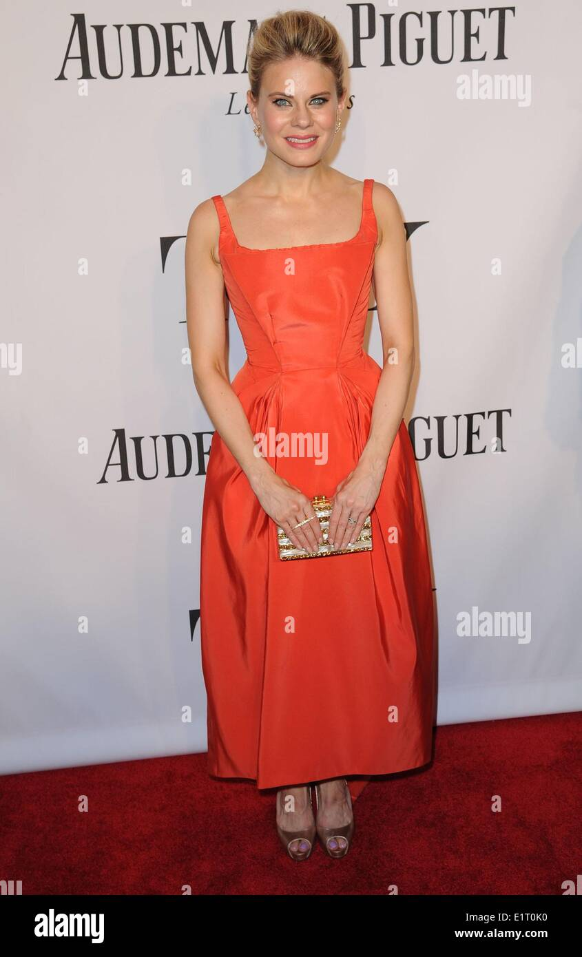 Celia Keenan Bolger at arrivals for The 68th Annual Tony Awards 2014 - Part 2, Radio City Music Hall, New York, NY June 8, 2014. Photo By: Kristin Callahan/Everett Collection - Stock Image