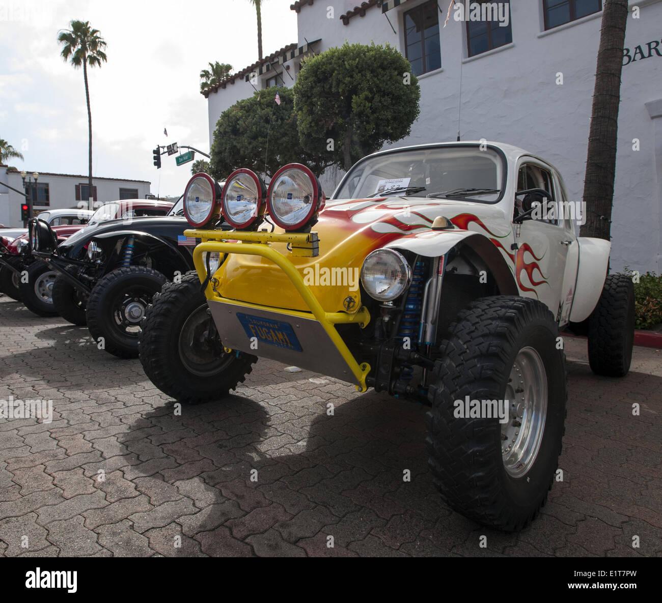 Baja Bug Vw Beetle Stock Photos & Baja Bug Vw Beetle Stock