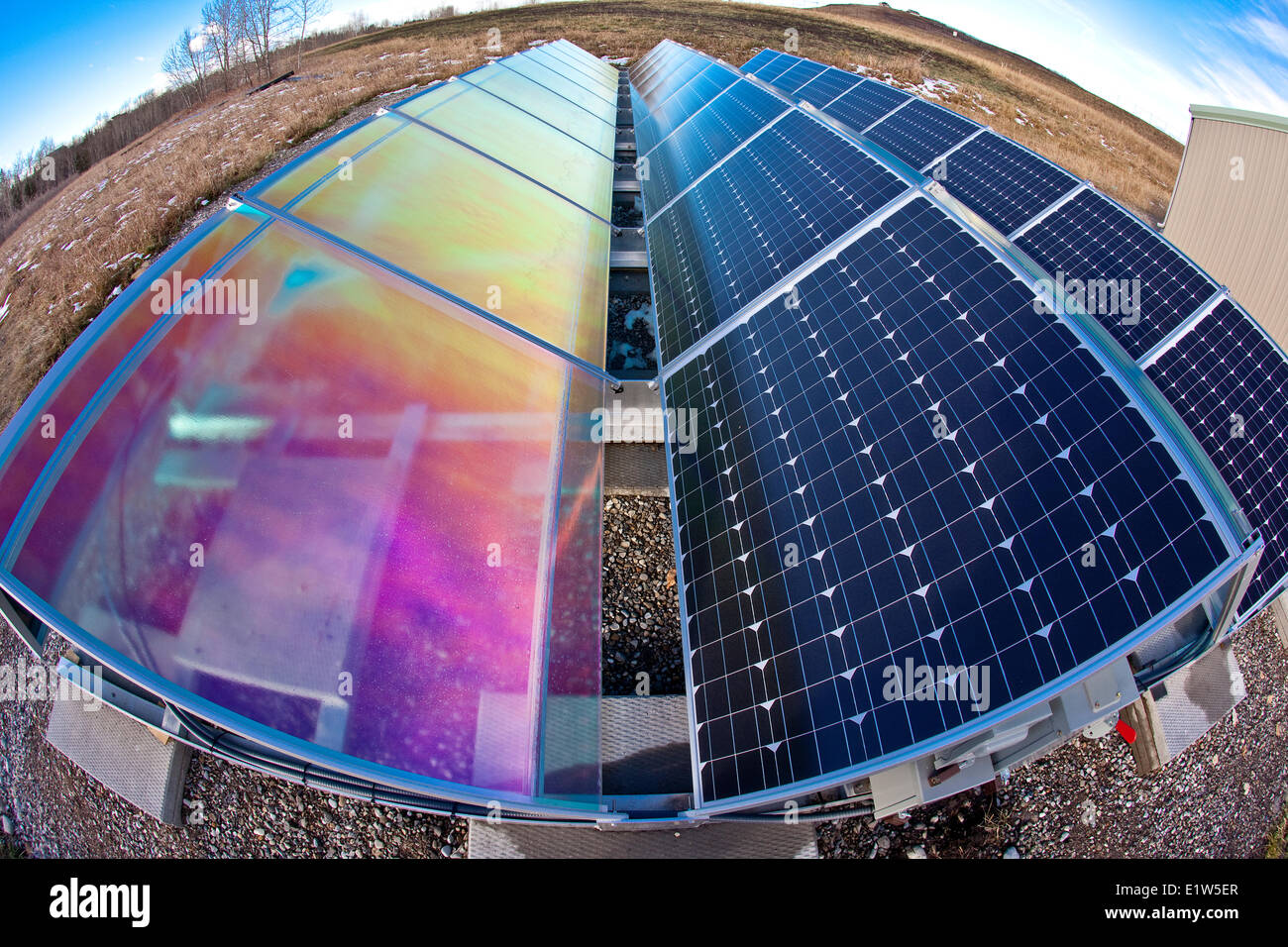 Solar Panels And Reflectors To Boost Efficiency At Water