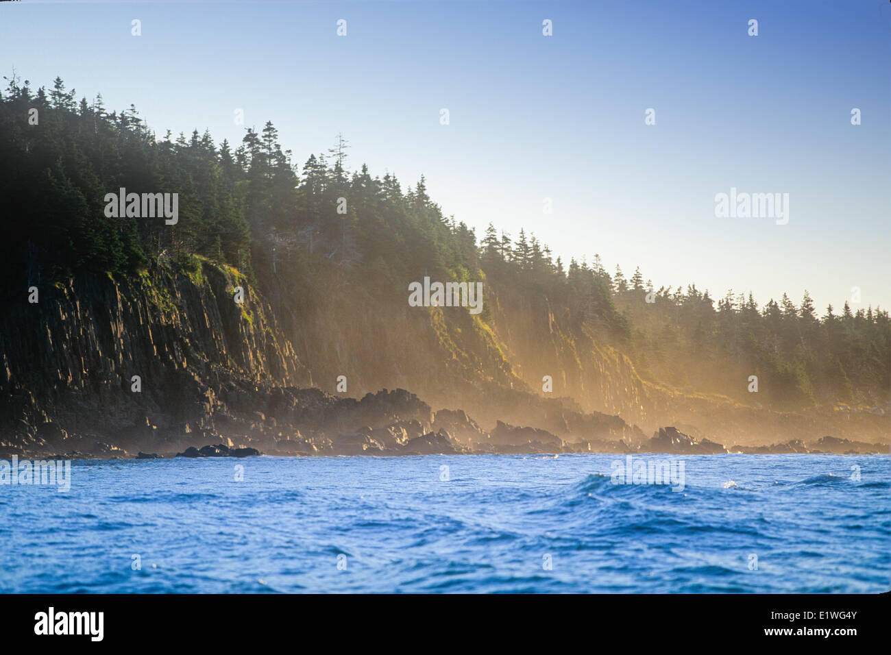 Witless Bay Ecological Reserve, Newfoundland, Canada - Stock Image