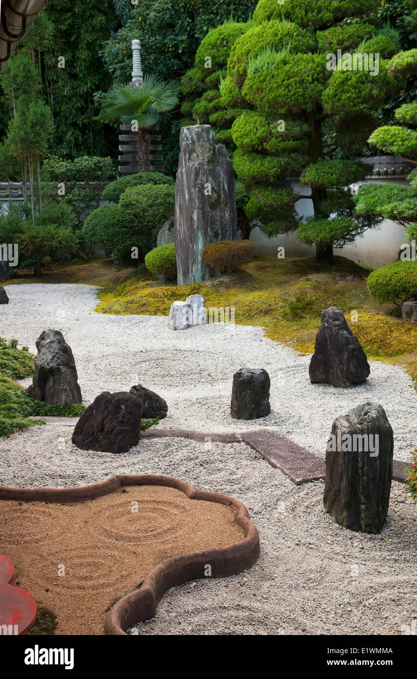 Stone Zen Garden Dry stone zen garden adjacent to the study at reiun in a sub temple dry stone zen garden adjacent to the study at reiun in a sub temple of the tofuku ji complex in kyoto japan workwithnaturefo