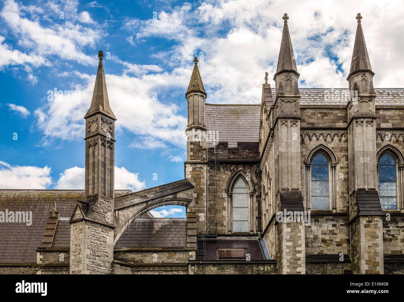 Ireland, Dublin, the St Patrik's - Stock Image