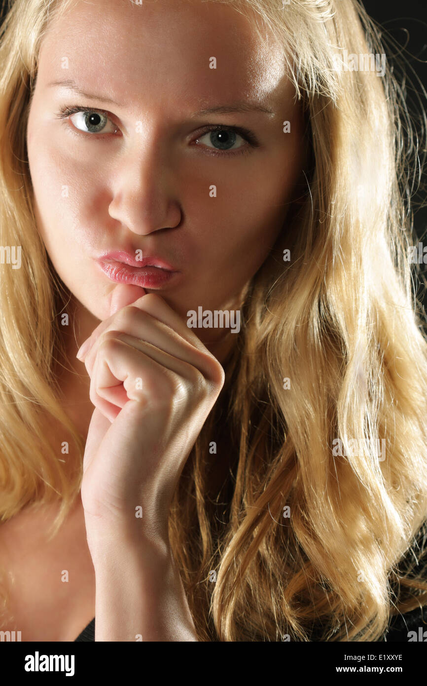 Doubts - Stock Image