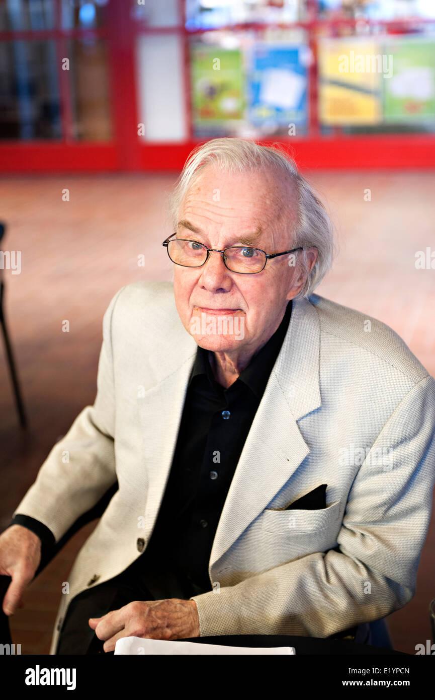 Swedish architect Tage Hertzell. - Stock Image