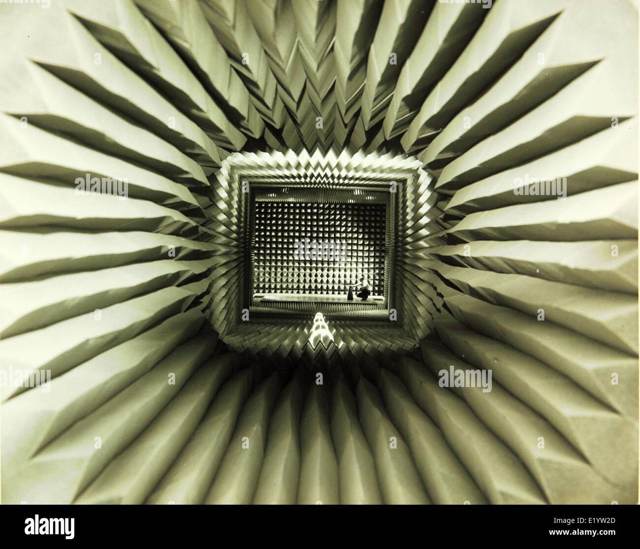 Convair/General Dynamics Wind Tunnel - Stock Image