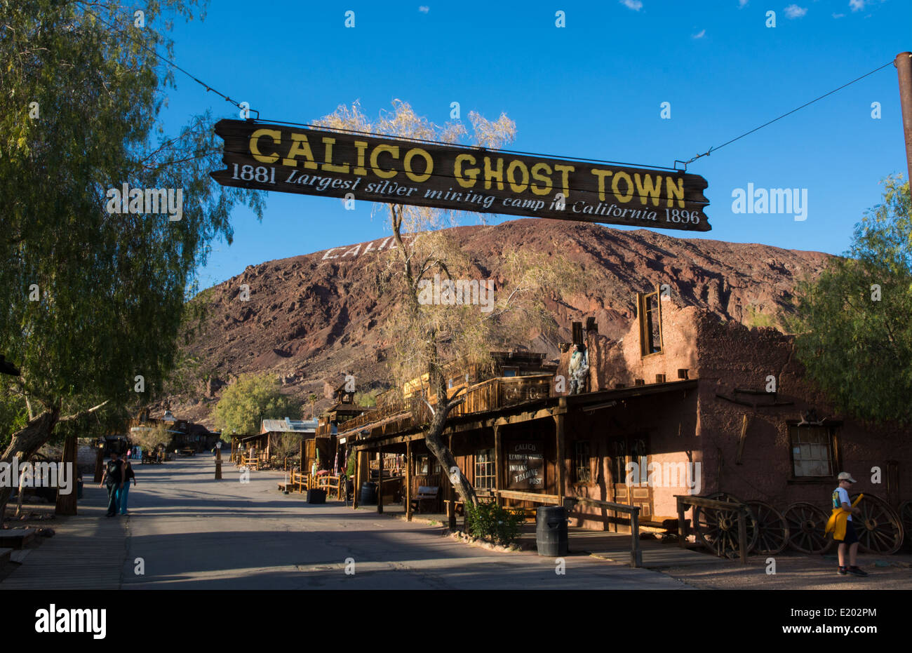 calico ghost town barstow ca california for tourist in old cowboy