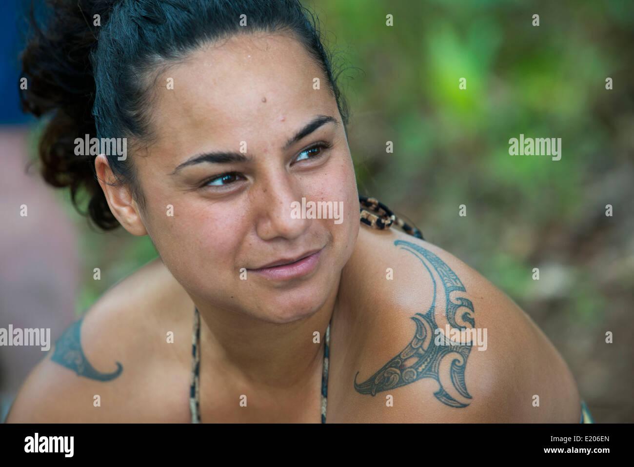 Cook Island Tatau