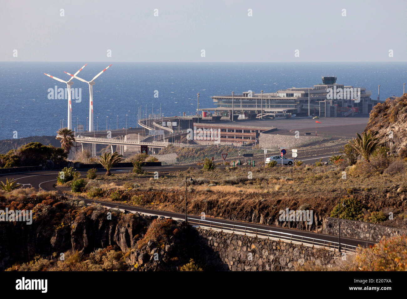 La Palma Canary Islands Airport