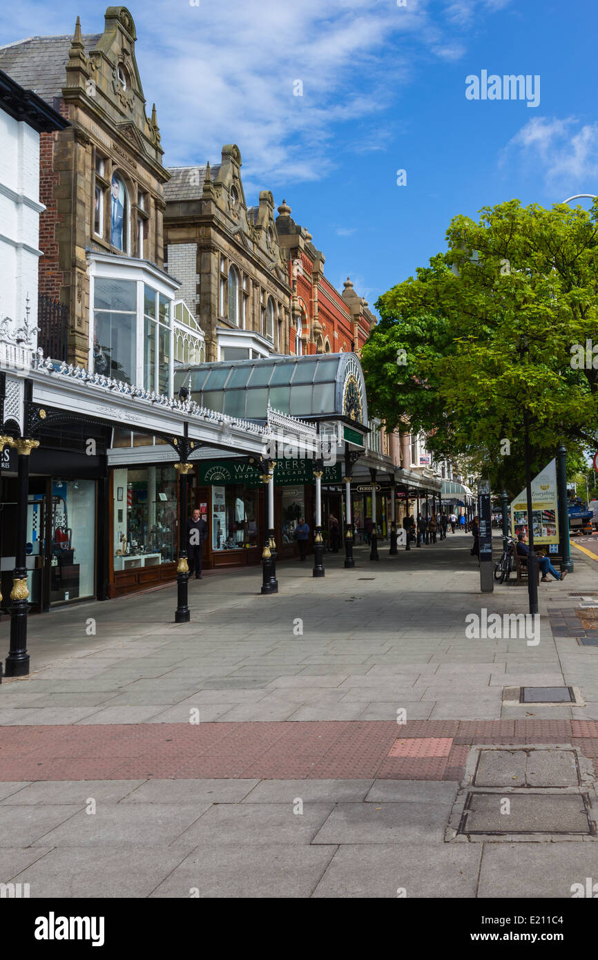 Restaurants In Southport Town Centre