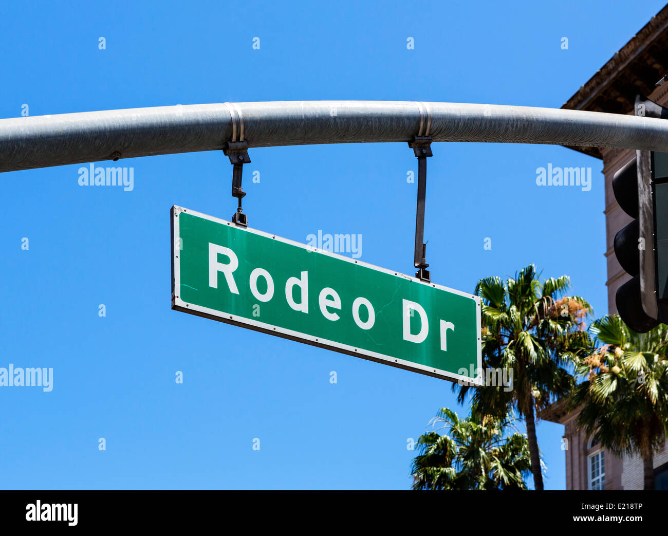Los Angeles  Street Sign Reproduction  Street Sign Hollywood Boulevard