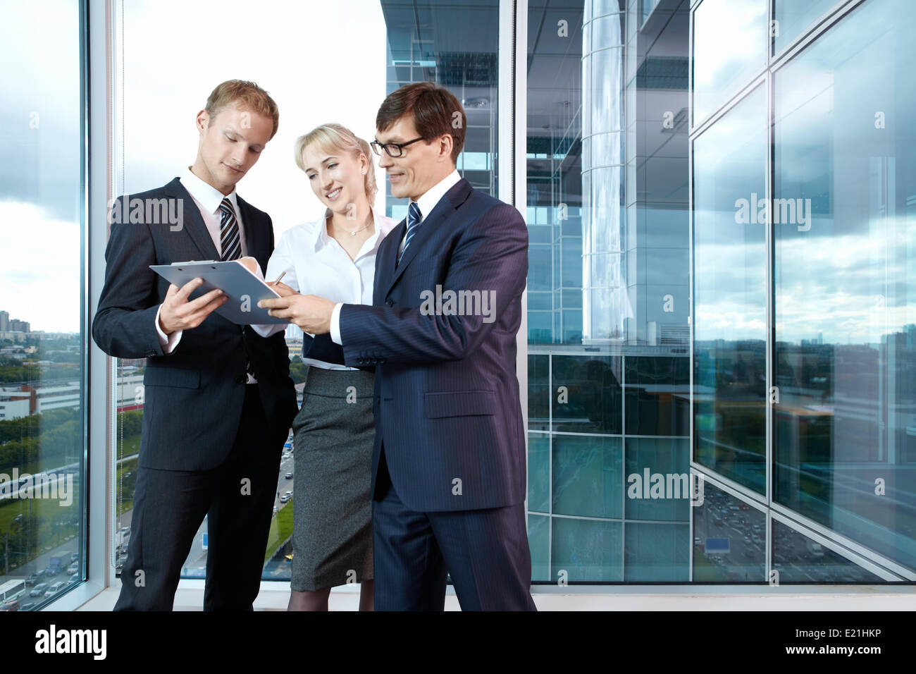 Working processes - Stock Image