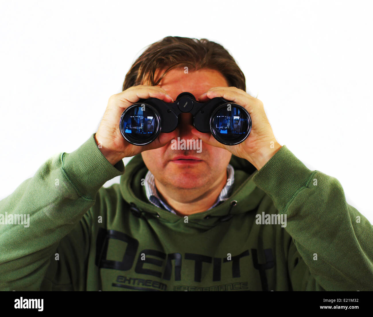 Tele Visionairies - Stock Image
