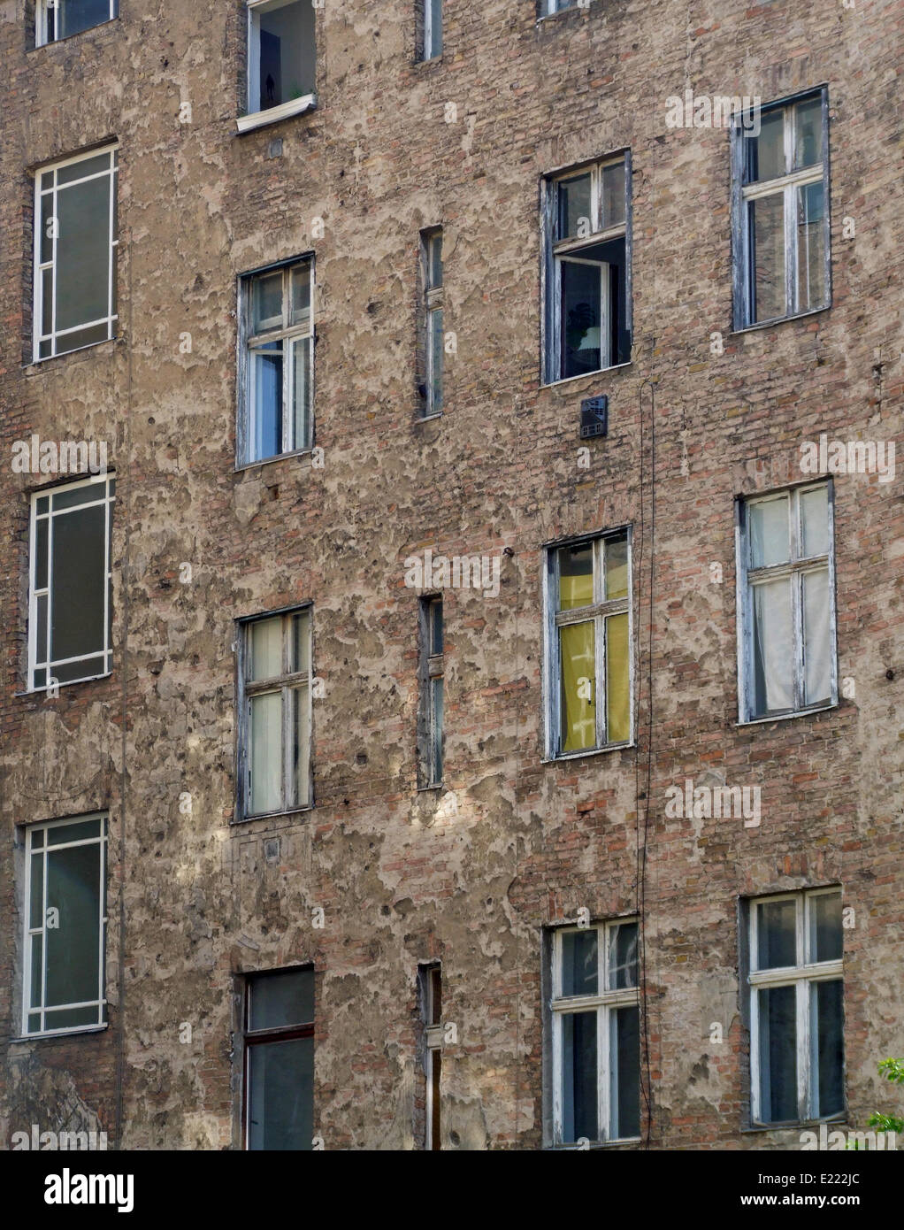 a old building Stock Photo