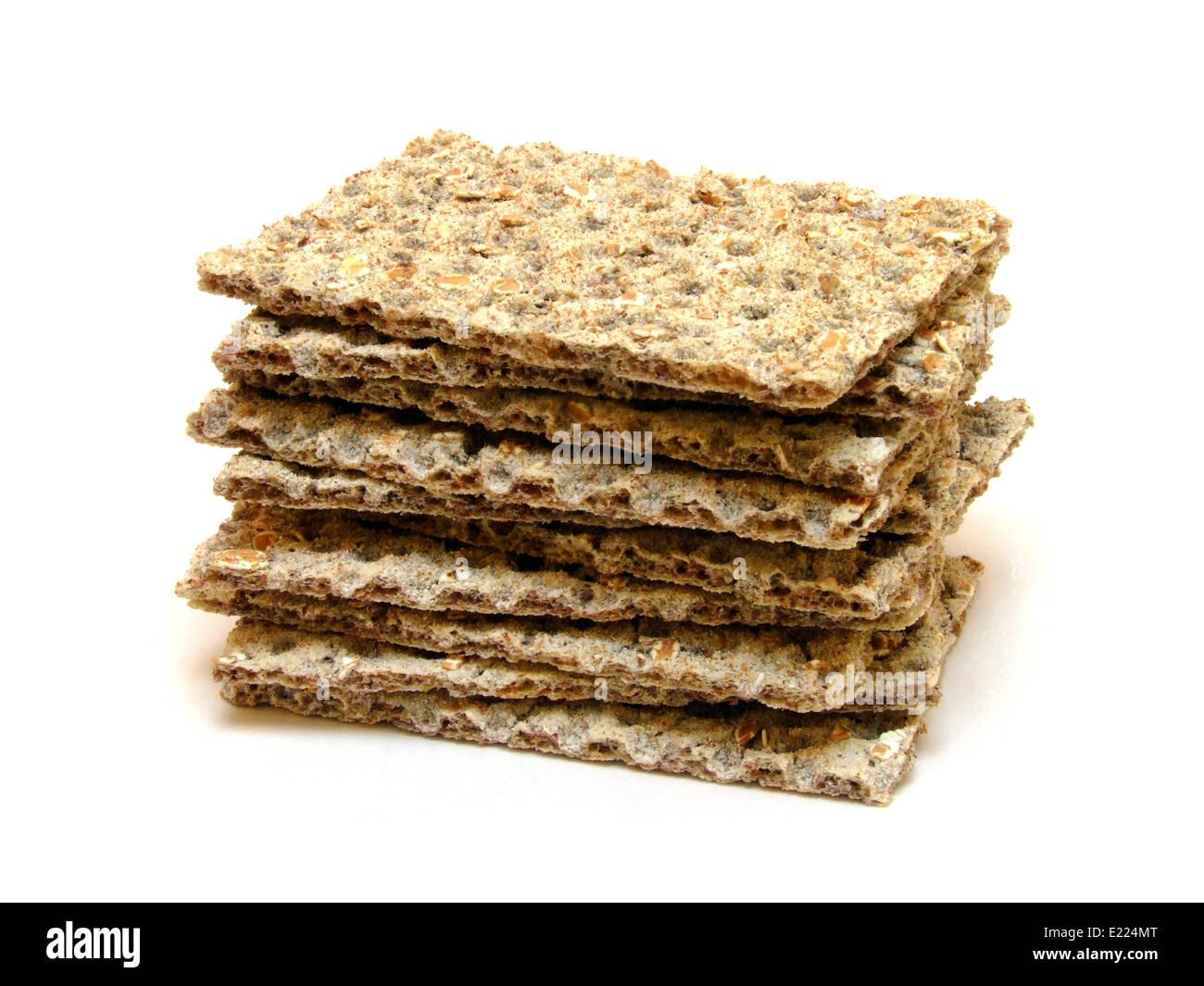 Crispbread - Stock Image