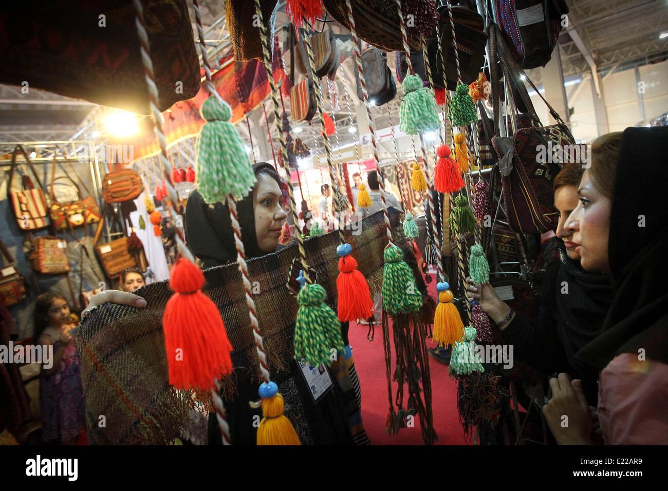 International Handicrafts Exhibition Stock Photos International