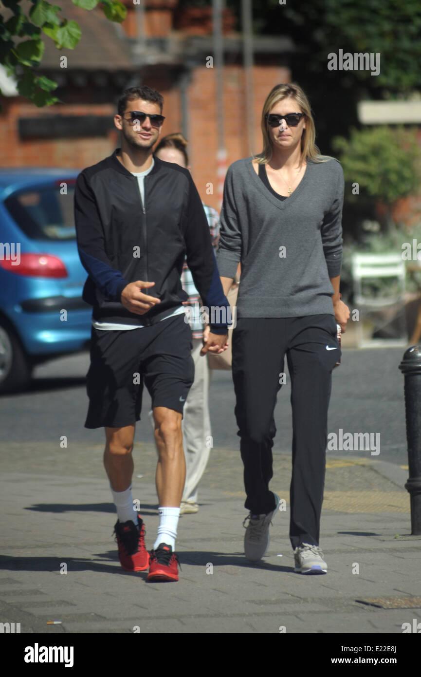 Sharapova list maria boyfriend Details of