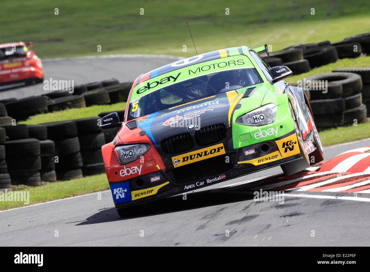 Colin Turkington (GBR) eBay Motors BMW 125i M Sport Stock Photo ...