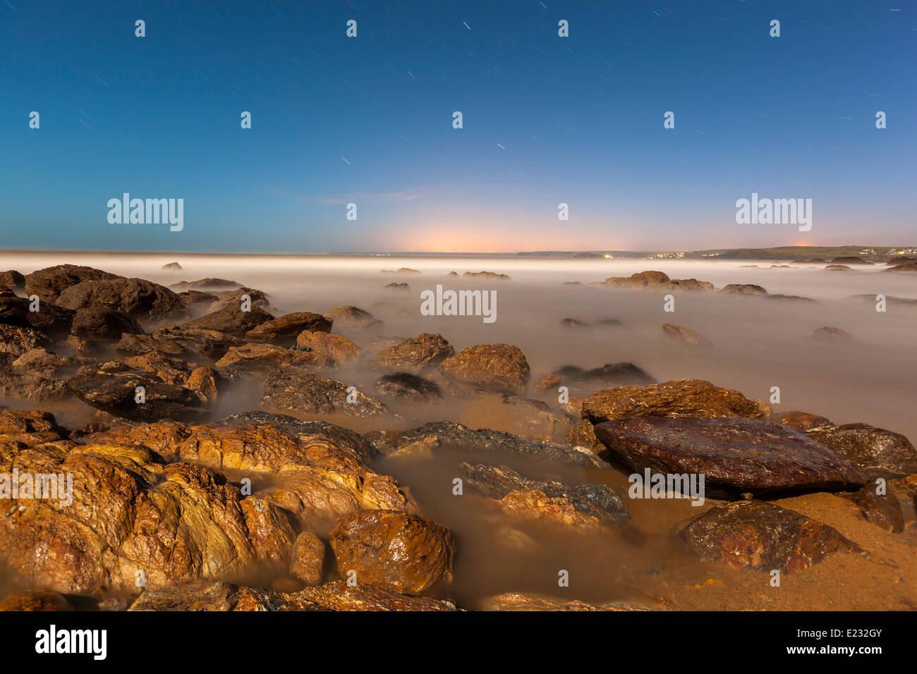 Hope Cove, South Hams, Devon, England, United Kingdom, Europe. - Stock Image