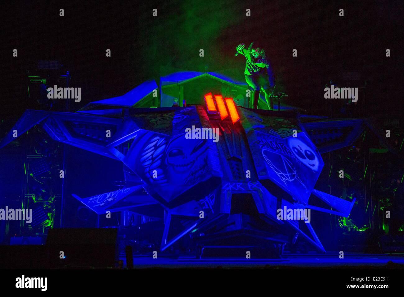 Skrillex Stock Photos & Skrillex Stock Images - Alamy