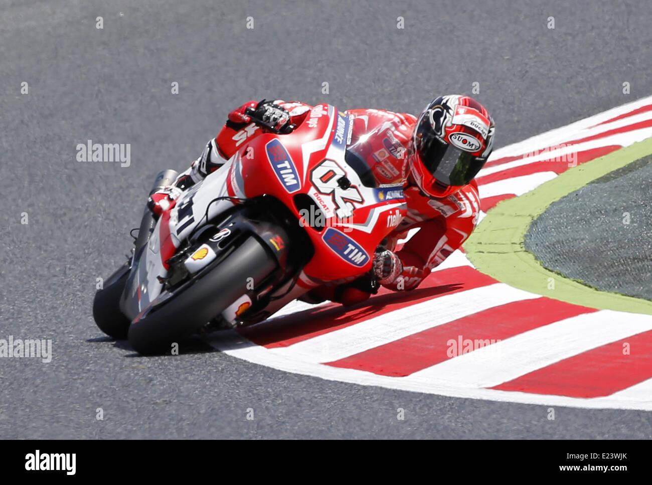 Andrea Dovizioso Stock Photos & Andrea Dovizioso Stock Images - Alamy