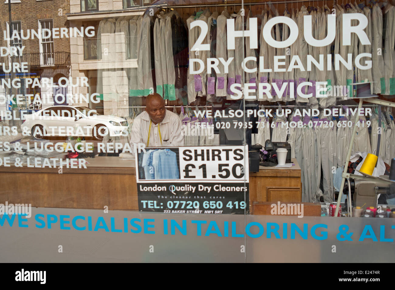Page 2 Dry Cleaning Shop High Resolution Stock Photography And Images Alamy