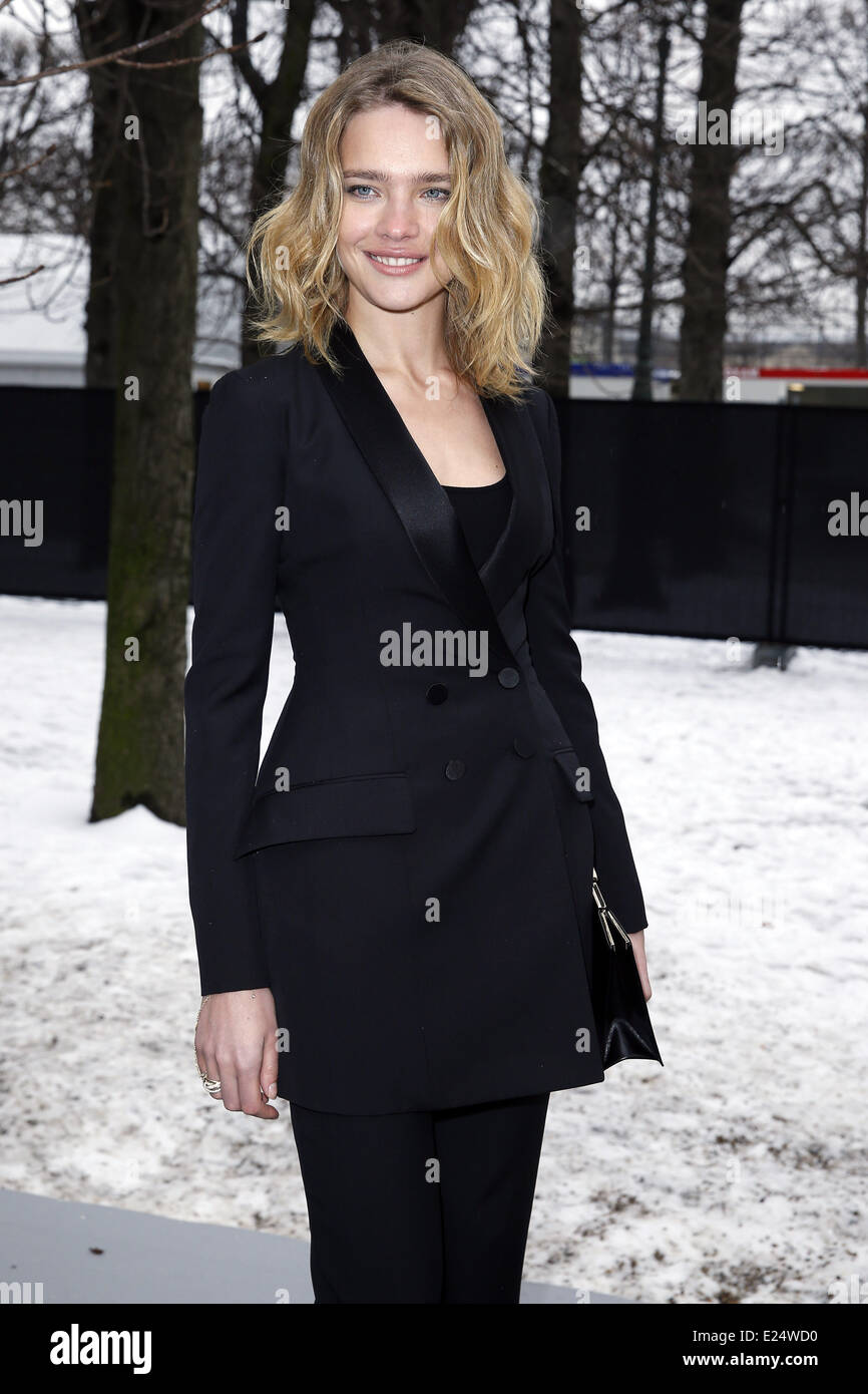 cb1aa9f75c63a Paris Fashion Week Haute-Couture Spring Summer 2013 - Dior - Outside  Arrivals Featuring