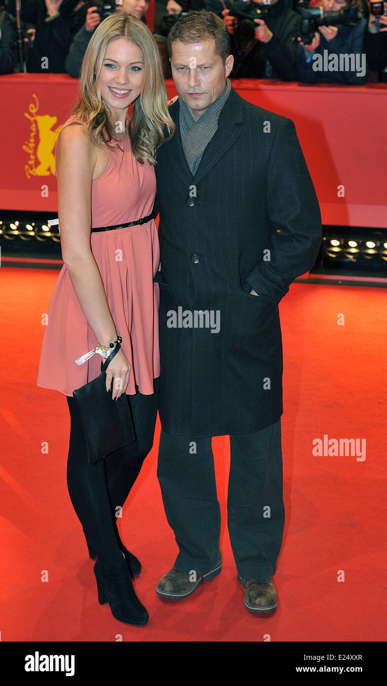 63rd Berlin International Film Festival (Berlinale) - The Necessary Death of Charlie Countryman - Premiere  Featuring: - Stock Image