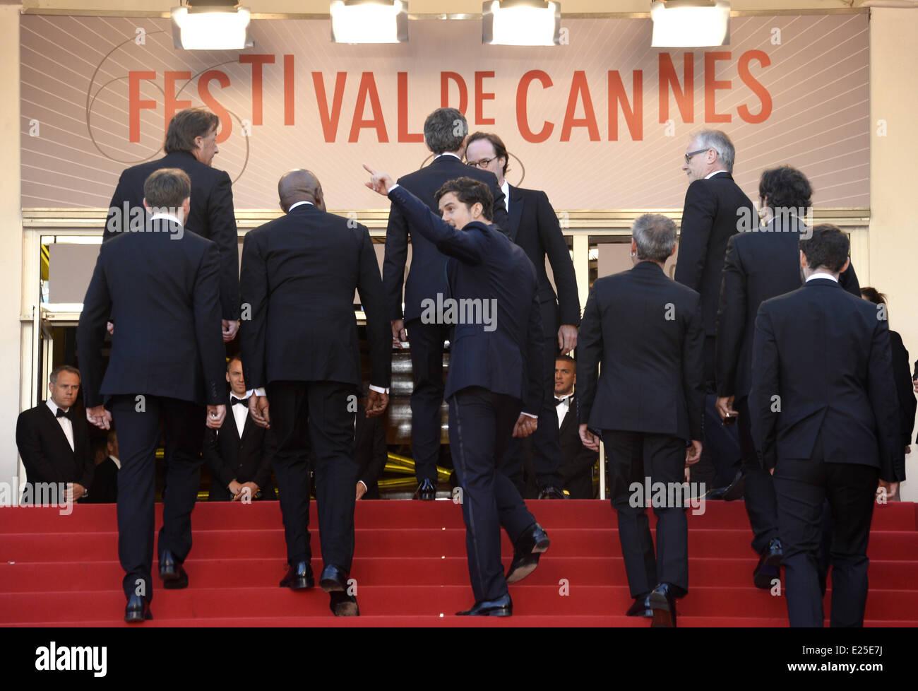 66th Cannes Film Festival Zulu Premiere Featuring Jerome