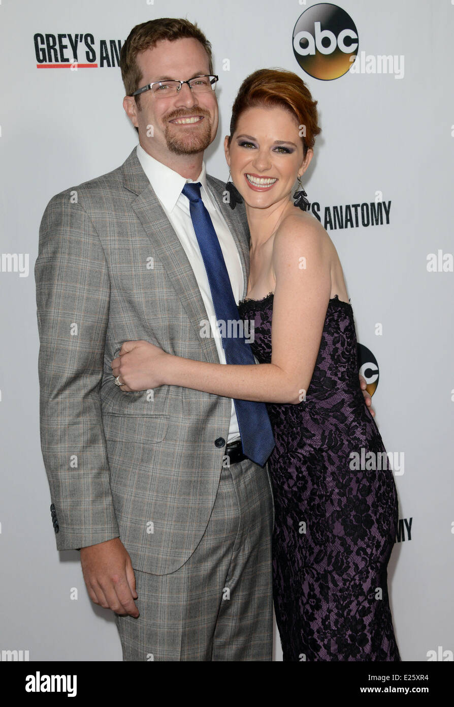 The \'Grey\'s Anatomy\' 200th episode party held at The Colony Stock ...