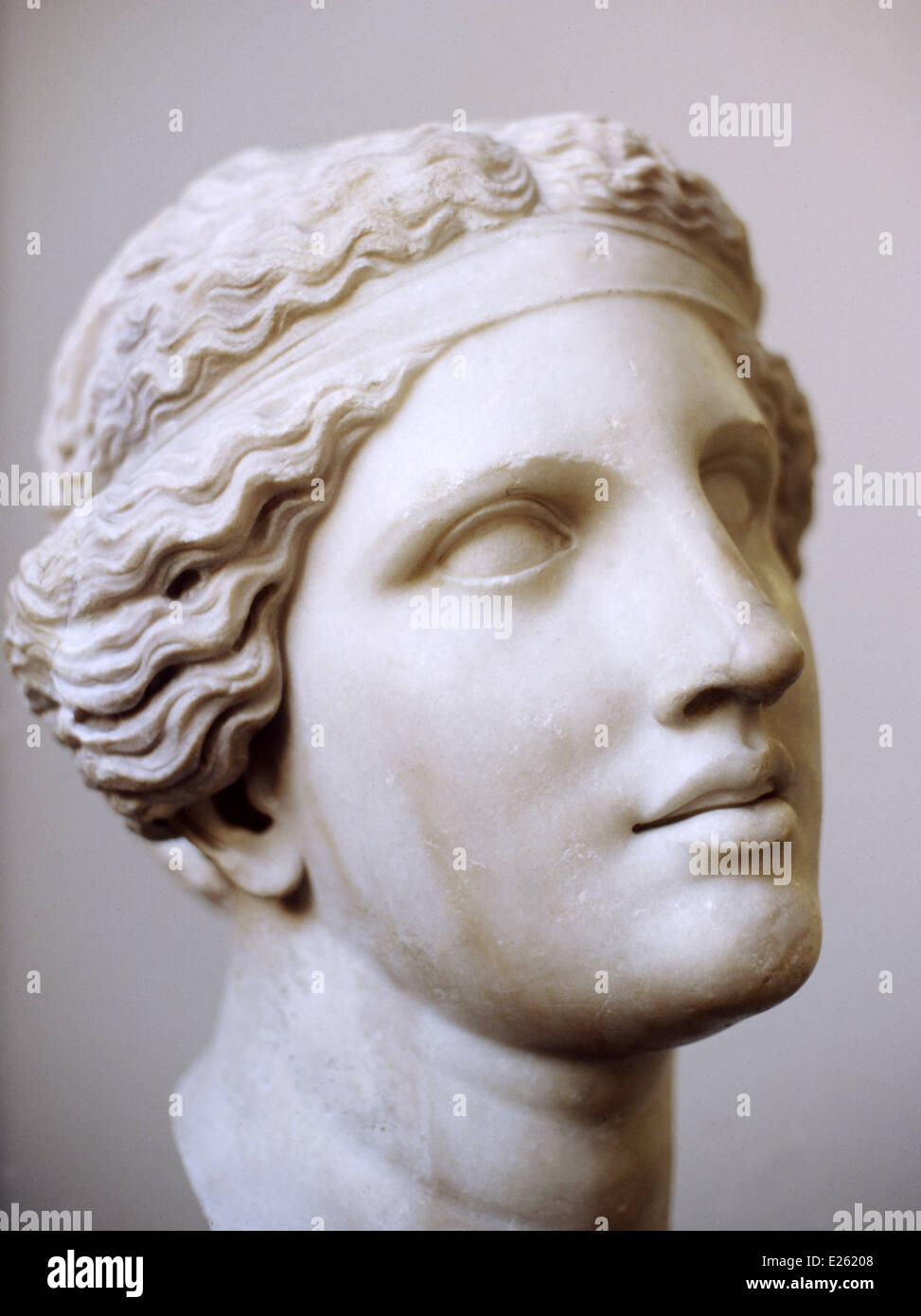 berlin,pergamon museum,ariadne,roman copy,IV b.c. Stock Photo